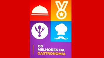 Prêmio 2019 / 2020 OS MELHORES DA GASTRONOMIA